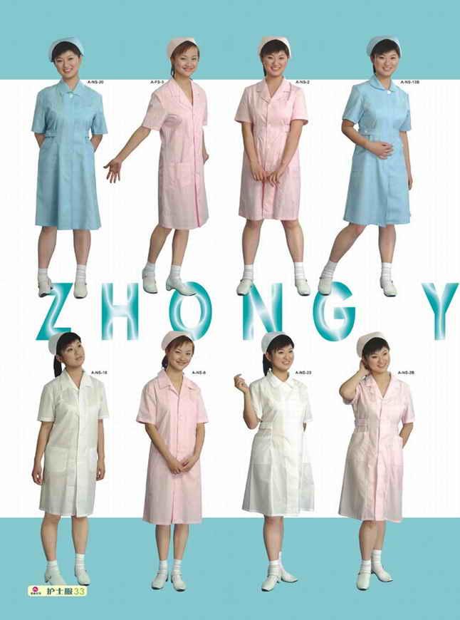 护士服21
